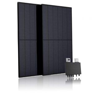 Standaard (on-grid) zonnepanelen sets